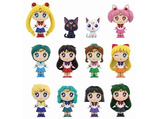 Figura Mistery Minis: Sailor Moon (al azar)