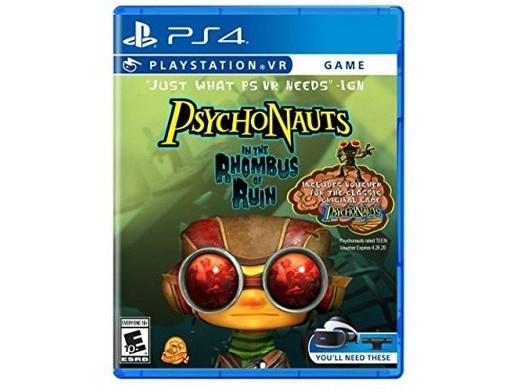 Psychonauts In the Rhombus of Ruin VR PS4
