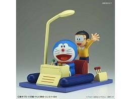 Model Kit Time Machine Secret Gadget of Doraemon