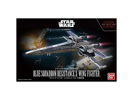 Model Kit Blue Squadron Resistance X-Wing Fighter