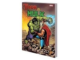 Thor vs Hulk (ING/TP) Comic