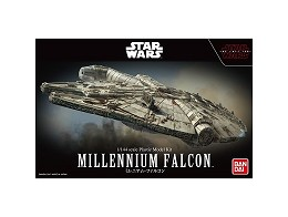 Model Kit Millennium Falcon SW: The Last Jedi