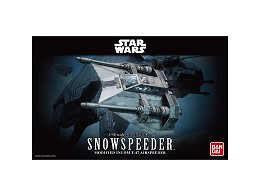 Model Kit Snow Speeder SW Empire Strikes Back