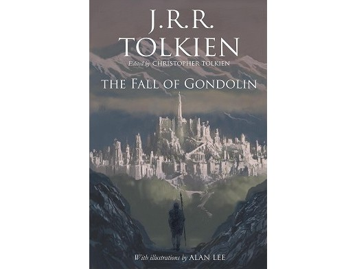 The Fall of Gondolin (ING) Libro