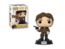 Figura Pop Star Wars: Solo - Han Solo
