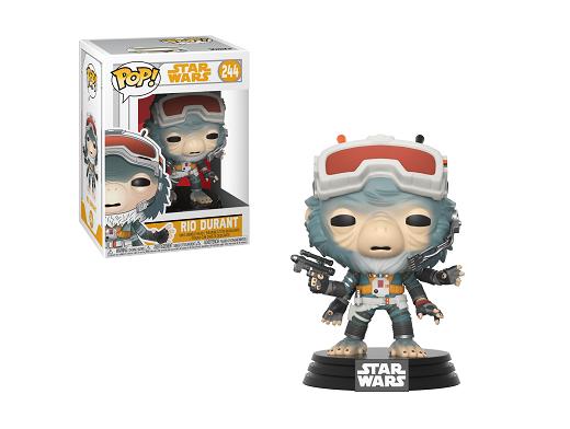 Figura Pop Star Wars: Solo - Rio Durant