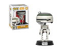 Figura Pop Star Wars: Solo - L3-37