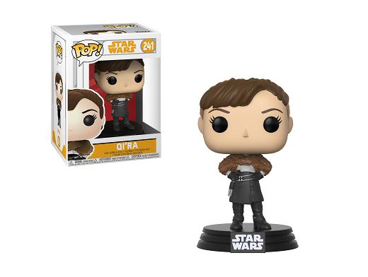 Figura Pop Star Wars: Solo - Qi'Ra