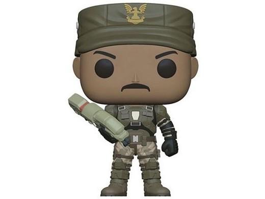 Figura Pop! Games: Halo - Sgt. Johnson