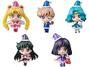 Set figuras Petit Chara Sailor Moon Christmas