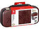 Game Traveler Deluxe Travel Case Link Leather NSW
