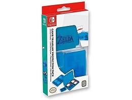 Game Traveler Protection Pack Zelda BOTW NSW
