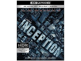 Inception 4K Blu-Ray