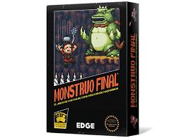 Monstruo Final - Juego de mesa
