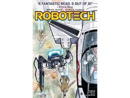 Robotech #2 (ING/CB) Comic