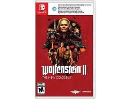 Wolfenstein II: The New Colossus NSW Usado