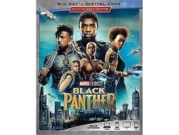 Black Panther (USA) Blu-ray