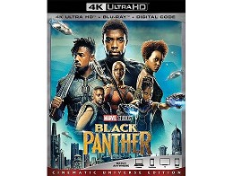 Black Panther (USA) 4K Blu-ray