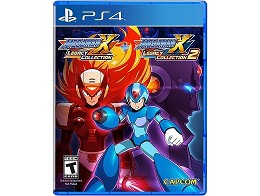 Mega Man X Legacy Collection 1+2 PS4