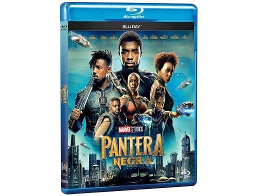 Pantera Negra Blu-ray latino