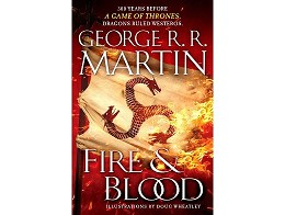 Fire and Blood: A Targaryen History (ING) Libro