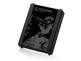 KeyMander IOGear Adaptador Teclado Mouse p/Consola