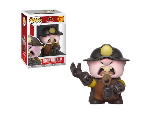 Figura Pop! Disney: Incredibles 2 - Underminer