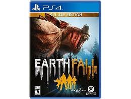 Earthfall: Deluxe Edition PS4 Usado