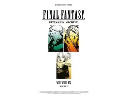 Final Fantasy Ultimania Archive Vol. 2 (ING) Libro