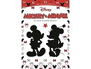 Art of Coloring Mickey & Minnie Mouse (ING) Libro