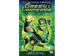 Green Lanterns v4 The First Rings (ING/TP) Comic
