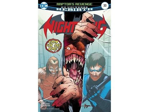 Nightwing #33 (ING/CB) Comic