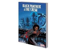 Black Panther & the Crew (ING/TP) Comic