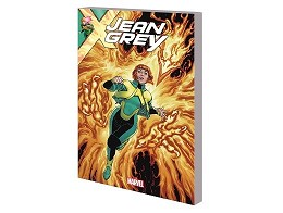 Jean Grey v1 Nightmare Fuel (ING/TP) Comic
