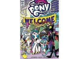 My Little Pony FriendS Is Magic #61 (ING/CB) Comic