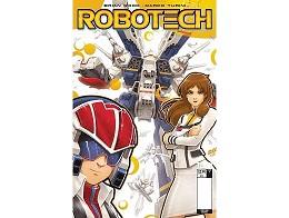 Robotech #3 (ING/CB) Comic