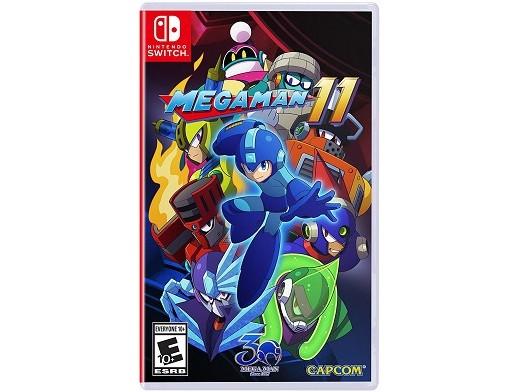 Mega Man 11 NSW