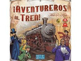 Aventureros al Tren! - Juego de mesa