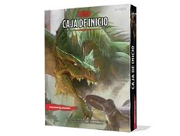 Dungeons & Dragons: Caja de Inicio - Juego de rol