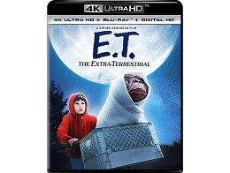 E.T. The Extra-Terrestrial 4K Blu-Ray