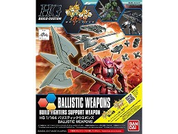 Ballistic Weapons Build Fighters Support Weapon HG