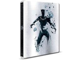 Pantera Negra Blu-ray Steelbook latino