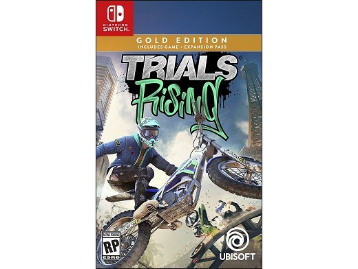 Trials Rising Gold Edition NSW