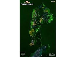 Estatua Hulk Ragnarok Iron Studios Battle Diorama