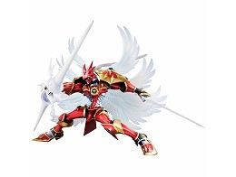 Figura Digimon Tamers Dukemon Crimson Mode GEM