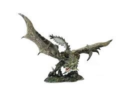 Estatua Rathian (Lioleia) - Monster Hunter
