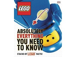 Lego Absolutely Everything You Need TK (ING) Libro