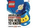 Lego Absolutely Everything You Need TK (ING) Libro