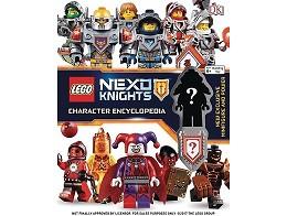 Lego Nexo Knights Charac Encyclopedia (ING) Libro