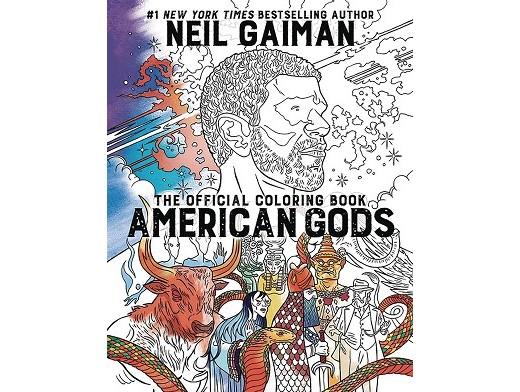 Neil Gaiman American Gods Off CB (ING) Libro